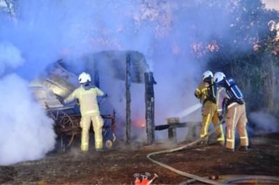 Aspirant-brandweerman (22) verdacht van vijf brandstichtingen (die hij zelf hielp blussen)
