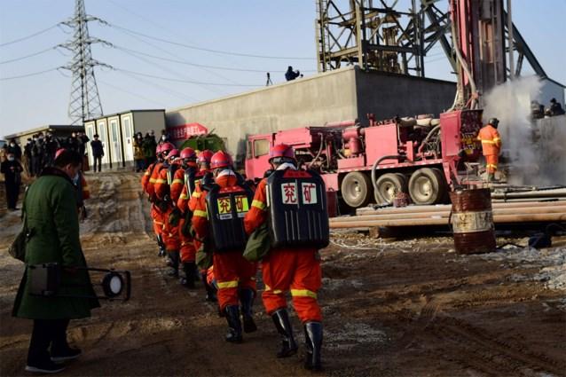 Geblokkeerde en uitgeputte mijnwerkers in China hebben dringend nood aan medicatie zeggen ze in brief aan reddingswerkers
