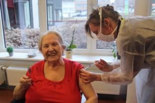 Bewoners van woon-zorgcentrum Hingeheem gevaccineerd