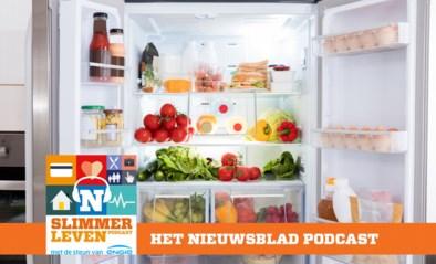 PODCAST: honderd euro besparen door je frigo te herschikken. Hoe doe je dat?