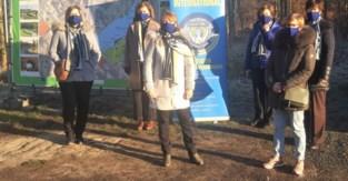 Soroptimisten steunen buurtcomité met cheque van 1.000 euro