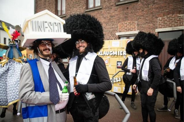 Nederlandse zwartepietenprotest breidt uit naar carnaval