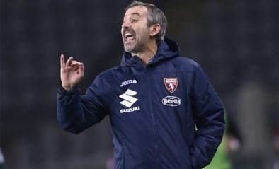 Italiaanse degradatiekandidaat Torino ontslaat trainer Giampaolo