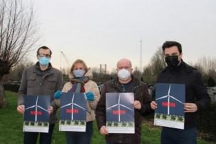 """Buurtbewoners mobiliseren tegen tweehonderd meter hoge windmolen: """"Leg liever het dak vol zonnepanelen"""""""