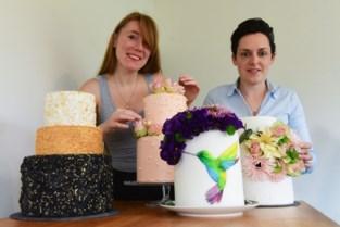 Chava en Susan creëren bij De Taarterie taarten voor elke gelegenheid