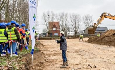 """Archeologische site gevonden op werf van Willy Naessens: """"Maar verwacht geen piramides"""""""