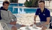 """Greg Van Avermaet en Oliver Naesen, als vrienden ploegmaats worden: """"We hebben elk één concurrent minder"""""""