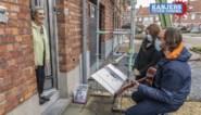 Medewerkers Motena brengen koffie, taart en muziek aan huis