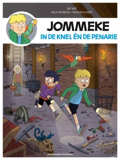 Als de belastinginspecteur bij Jommeke komt: Jelle De Beule schrijft scenario voor nieuw Jommeke-album
