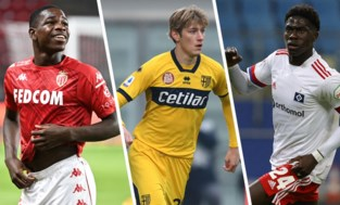 Na de plotse doorbraak van Daan Dierckx (17): welke jonge Belgen staan nog dicht bij speelminuten?