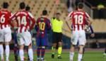 Lionel Messi krijgt milde schorsing voor allereerste rode kaart, toch gaat FC Barcelona in beroep