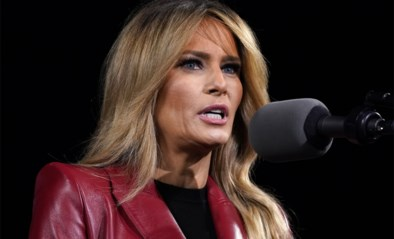 Melania Trump is de minst populaire first lady in decennia