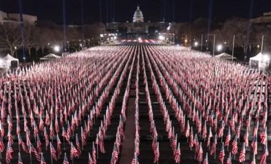 LIVE. Washington D.C. zet zich schrap voor eedaflegging van Joe Biden