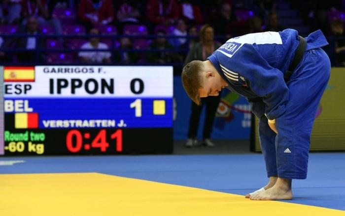 """Judo Vlaanderen schenkt klare wijn: """"Geen judo tot september"""""""