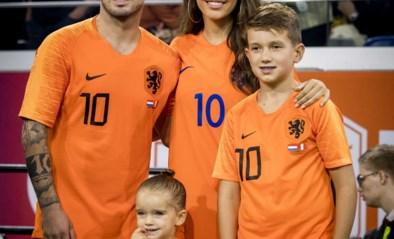 """Voormalige voetbalvrouw Yolanthe Cabau deelt steekje uit aan haar ex Wesley Sneijder en geeft toe: """"Seks? Geen behoefte aan"""""""