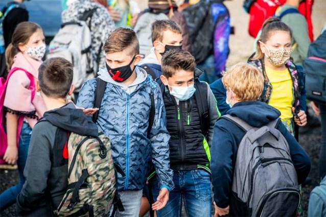 Mondmasker moet niet meer vanaf 12 jaar in Gent, maar vanaf 13 jaar
