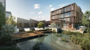 Duurzaam bedrijvenpark Hexahub mikt op groene ondernemingen