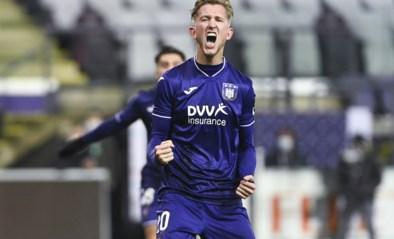 Anderlecht boekt verdiende en ruime zege tegen Charleroi, twee strafschoppen effenen het pad