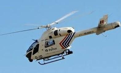 Geboeide ontsnapte weer gevat na zoekactie met politiehelikopter in Turnhout