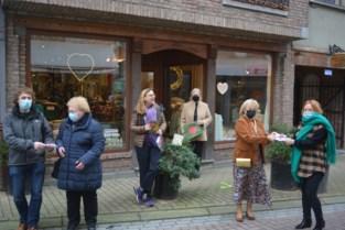 Veerle en Evelien winnen eindejaarsactie van lokale handelaars
