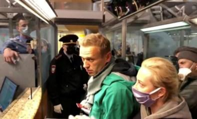 Kremlin wijst eis tot vrijlating Navalny af