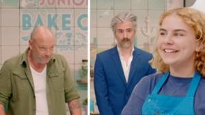 Jeroom zorgt voor hilarische vertaling van West-Vlaams jurylid Dominique in 'Junior bake off'