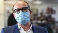 """Minister van Onderwijs Ben Weyts (N-VA): """"Niet op grond van één besmetting hele scholen sluiten"""""""