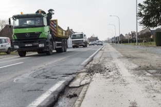 Groen licht voor herinrichtingswerken Provinciebaan