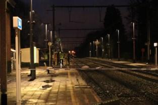 Treinverkeer onderbroken na personenongeval