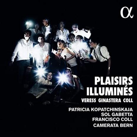 RECENSIE. 'Plaisirs illuminés' van Patricia Kopatchinskaja: Het orkest als solist ****