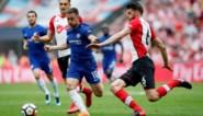 Frank Lampard mist Eden Hazard voorin bij Chelsea, die opnieuw in selectie van Real Madrid zit