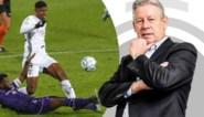 """René Vandereycken: """"Voetbal is een contactsport maar er mag amper nog contact zijn. Ik vind dat overdreven"""""""