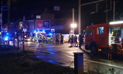 3 doden bij treinongeval in Herne