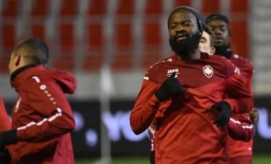 Verrassing van formaat: Lamkel Zé start bij Antwerp meteen in de basis tegen Cercle