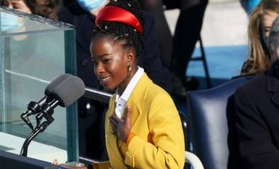 De ster van de inauguratie van president Joe Biden: de 22-jarige activiste en dichteres Amanda Gorman