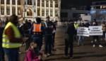 Viruswaanzin trekt oproep in om te betogen in straat van burgemeester