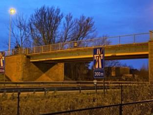 Konterdambrug wordt begin februari afgebroken: tijdelijke voetgangersbrug ter vervanging