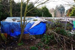 Bewoners krijgen nog enkele dagen om kamp Terneuzenlaan te verlaten