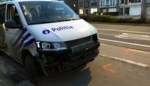 Combi betrokken bij ongeval op Noordlaan<BR />