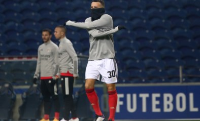 Ook Otamendi en Tavares leggen positieve coronatest af bij Benfica