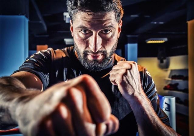 Kickbokser Jamal Ben Saddik zegt met rugblessure af voor titelkamp tegen Verhoeven