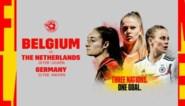 Red Flames spelen tegen Duitsland en Nederland als promotie voor gemeenschappelijke kandidatuur WK voetbal