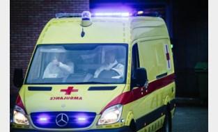 Zonhovense gewond bij ongeval