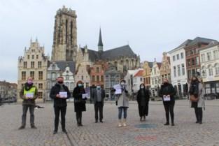 Zes scholen nemen weggeschonken Mechelenbons in ontvangst