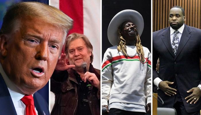 President Trump verleent gratie aan 143 mensen: twee rappers op de lijst, Joe Exotic ontbreekt