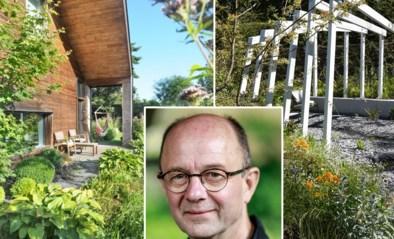 Een natuurlijk tapijt met een beekje en 'ruwe' bloemen: de groenman geeft je tuin het beste van de bosrand