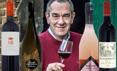 Alain Bloeykens laat je nieuwe wijnen kennen en grijpt daarvoor terug op de klassiekers