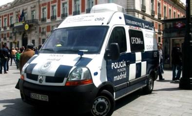 Zware explosie in centrum van Madrid