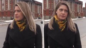 """Journaliste seksueel geïntimideerd tijdens live-uitzending: """"Dit moet stoppen"""""""