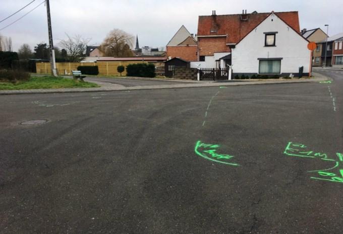 Groene markeringen duiden op heraanleg kruispunten